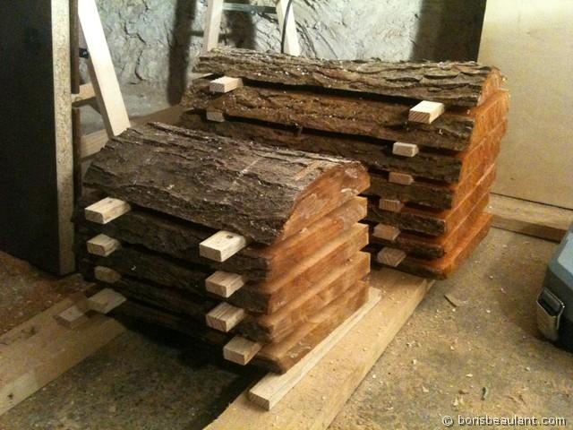 Guide de découpe de planches : Découpes terminées